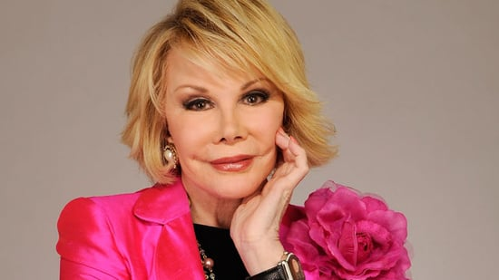 Joan Rivers Snubbed in 2015 Oscars' 'In Memoriam' Segment