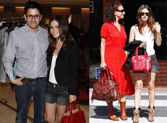 Photos of Rachel Bilson and Bryan Reyes Together in LA
