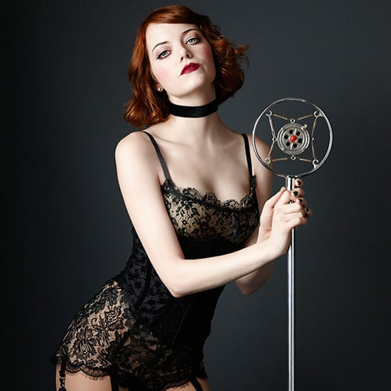 Emma Stone in Cabaret Picture