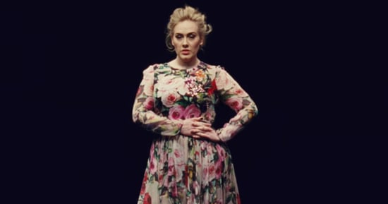Adele's New Video Stars a Dolce & Gabbana Dress