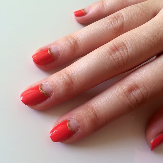 Moon Manicure How To