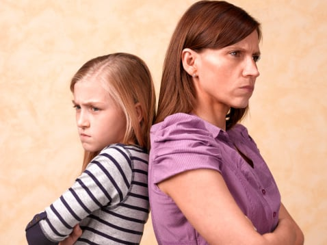 Ways to Cope With Tween Attitude