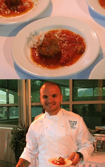 Nate Appleman's A16 Pork Meatballs