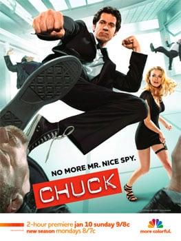 Zachary Levi & Josh Schwartz Dish on Season Three of Chuck!
