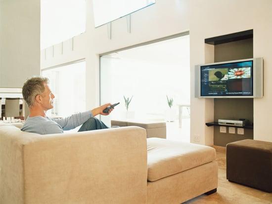Goodbye Sex, Hello TV