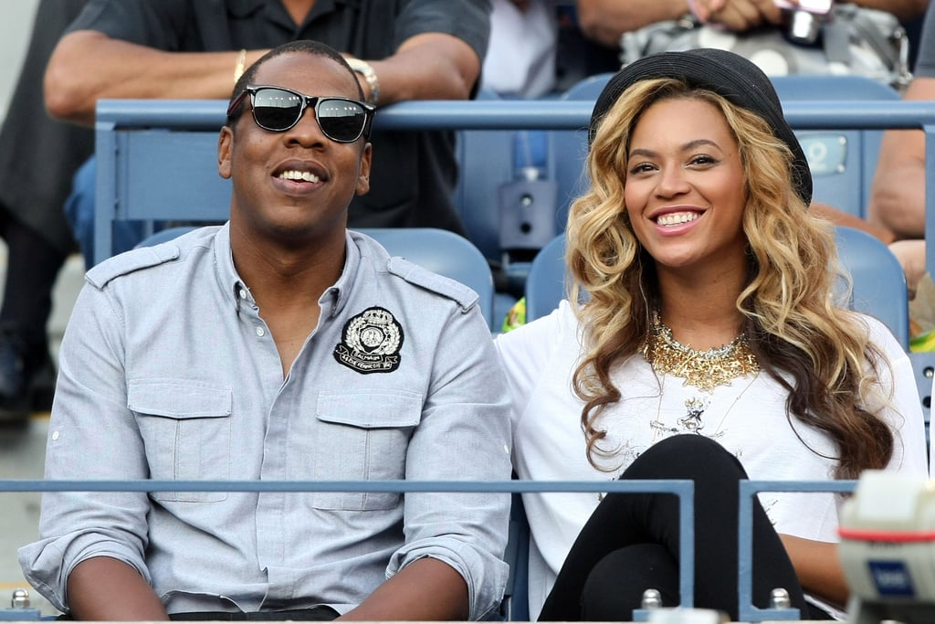The couple went casual (and so cool) at the 2011 US Open in NYC.
