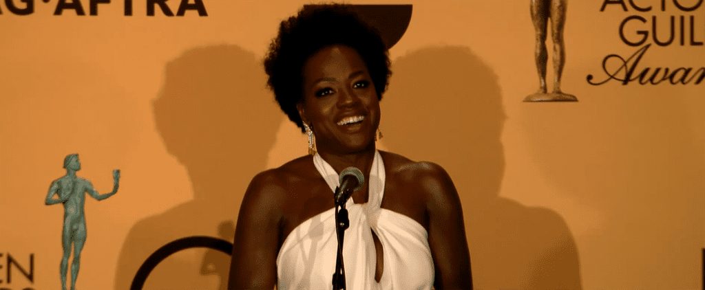 """Viola Davis Stresses the Need For More """"Real Women"""" on TV and in Movies"""