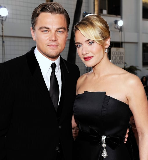 "Kate Winslet on Leonardo DiCaprio: ""He Always Saw Me As One of the Boys,"" We Never ""Snogged"""