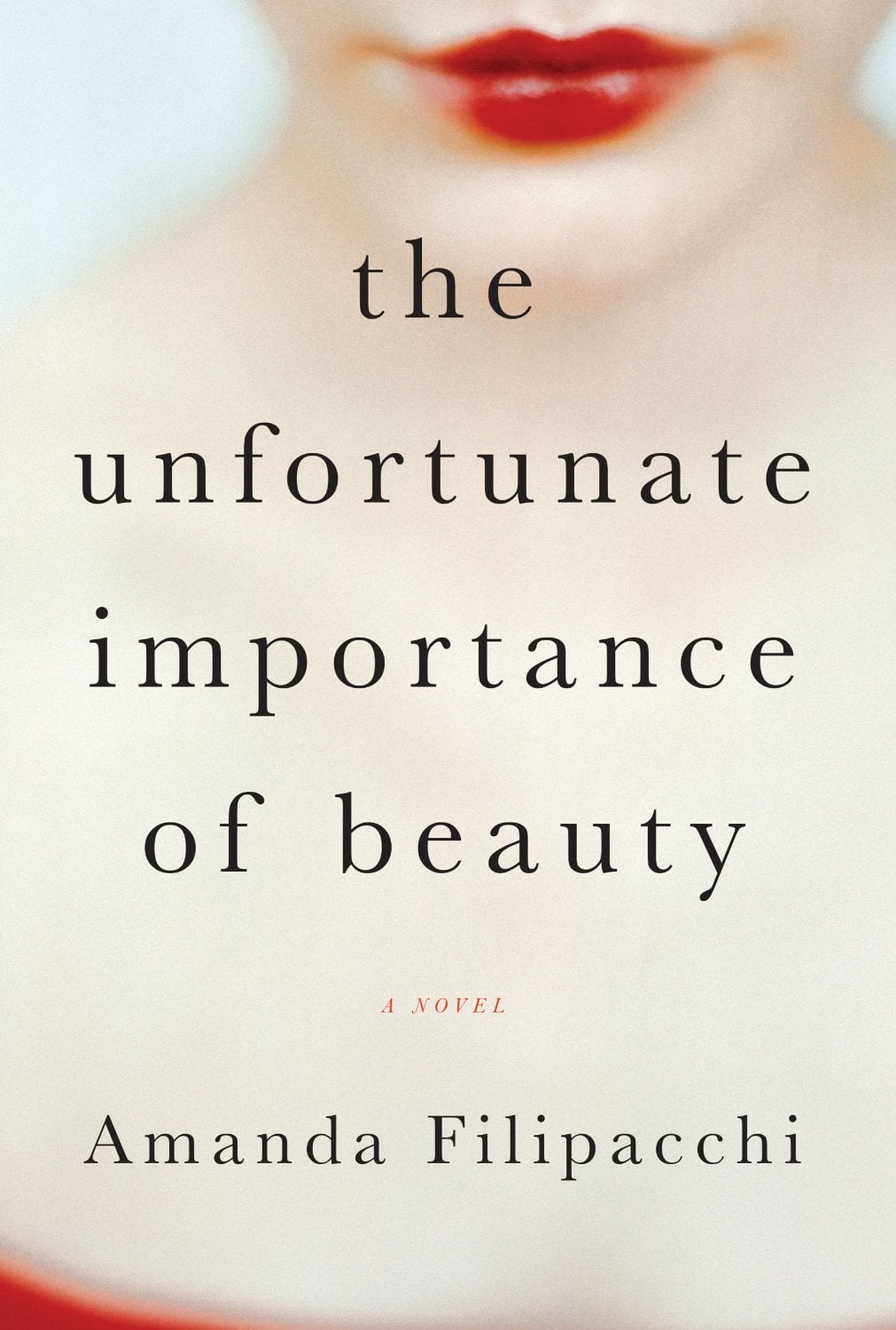 The Unfortunate Importance of Beauty - Amanda Filipacchi