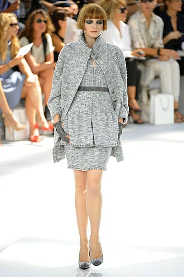 Karl Lagerfeld Goes Organ-ic for Chanel Fall 2008 Couture