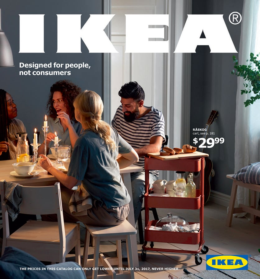 ikea 39 s 2017 catalog popsugar home. Black Bedroom Furniture Sets. Home Design Ideas