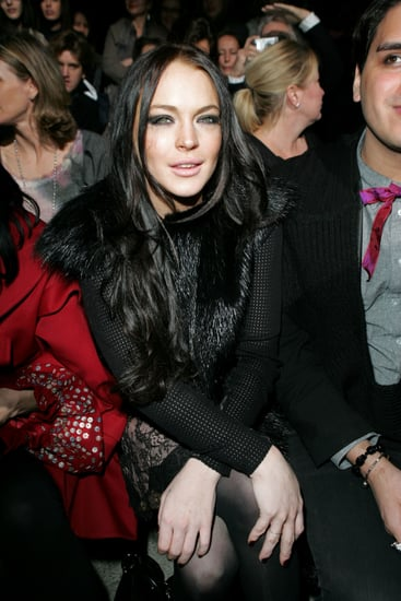 """Lindsay Lohan """"Not Involved"""" in Emanuel Ungaro Fall 2010 Collection"""
