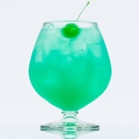 Rum Cocktail With Blue Curacao Recipe