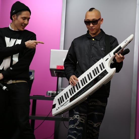 Far East Movement Performs and Talks About Its Single With Justin Bieber