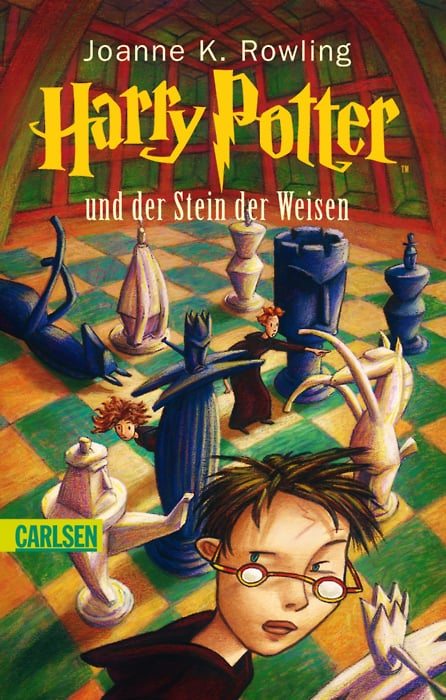 Harry Potter and the Philosopher's Stone, Germany