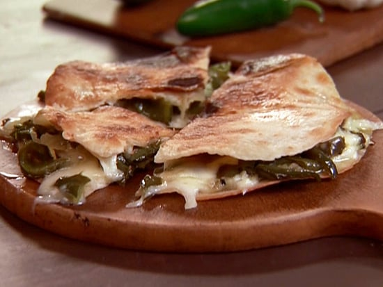 Spicy Pepper Quesadilla Recipe