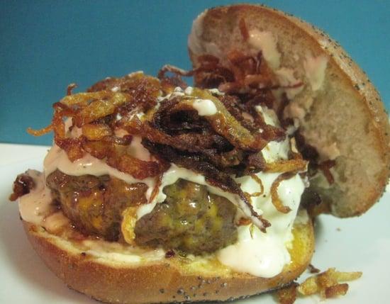 The Schlow Burger Recipe