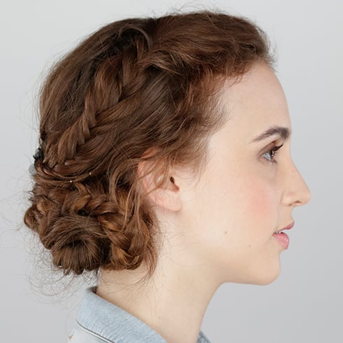 Curly Hairstyle Tutorials