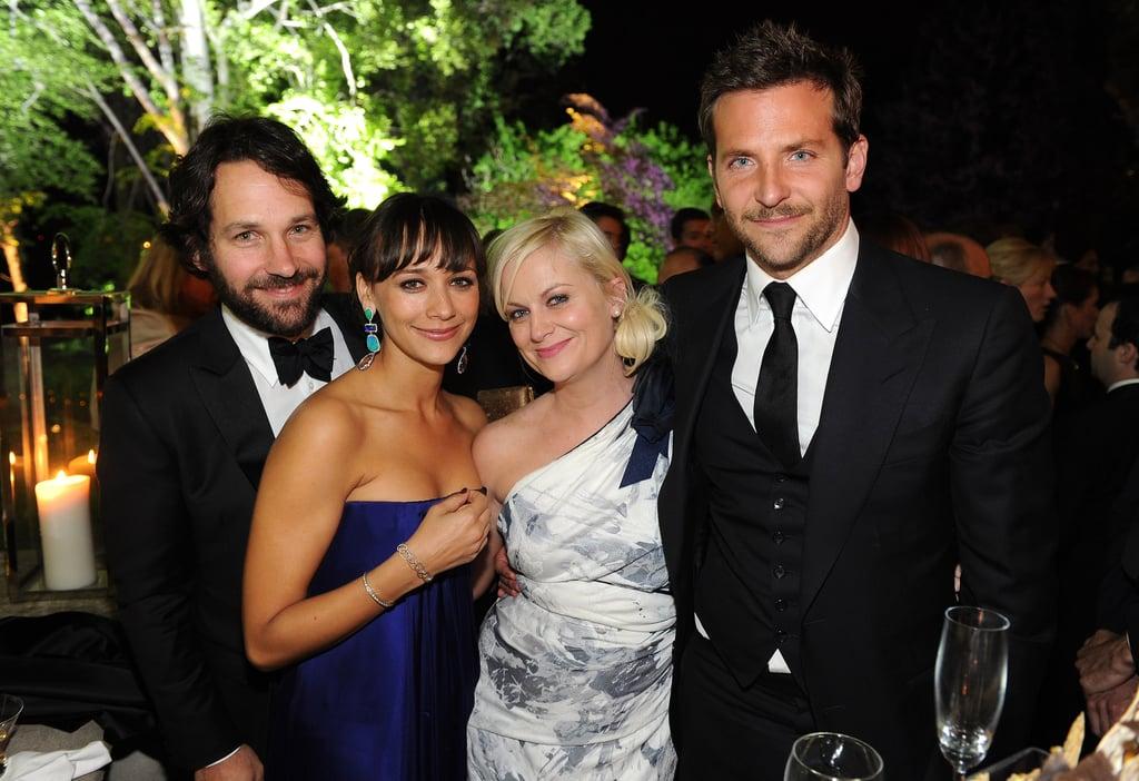 Paul, Rashida, Amy, and Bradley