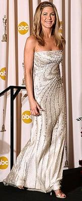 Oscars Style: Jennifer Aniston