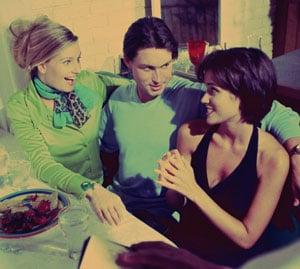 Sunday Confessional: His Female Friends Infuriate Me