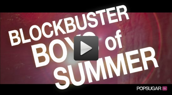 Sugar Shout Out: Introducing Buzz's Blockbuster Boys of Summer!