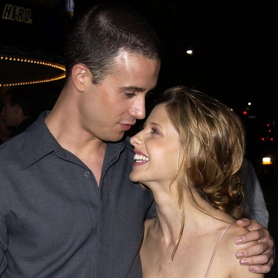 Cute Pictures of Sarah Michelle Gellar & Freddie Prinze Jr.
