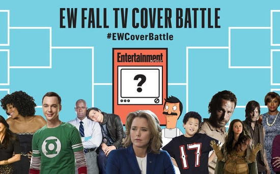 FROM EW: Fall TV Cover Battle - Vote for the Cover Star!