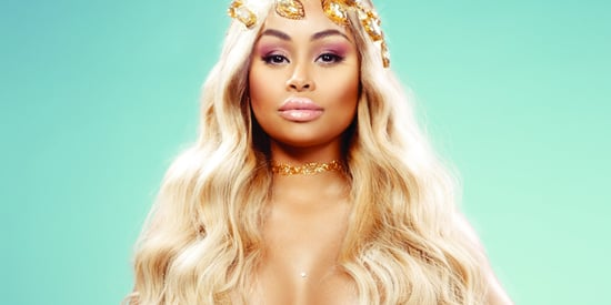 Pregnant Blac Chyna Poses Nude On The Cover Of Paper Magazine