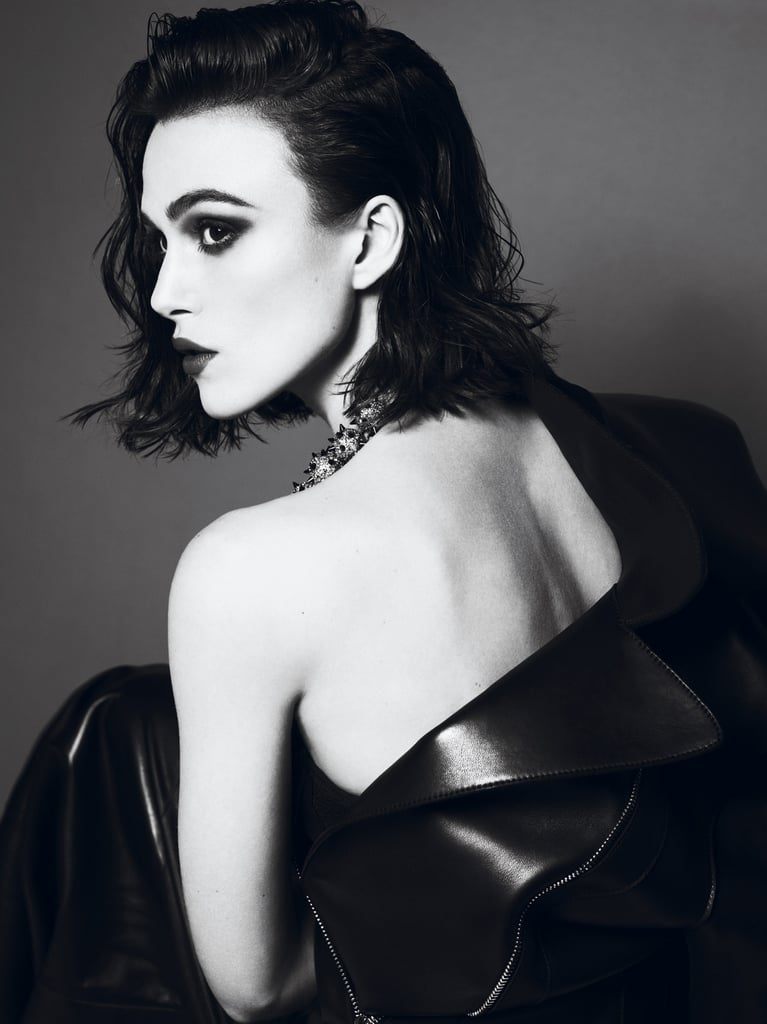 Keira Knightley For Interview