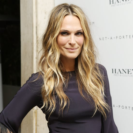 Molly Sims Workout