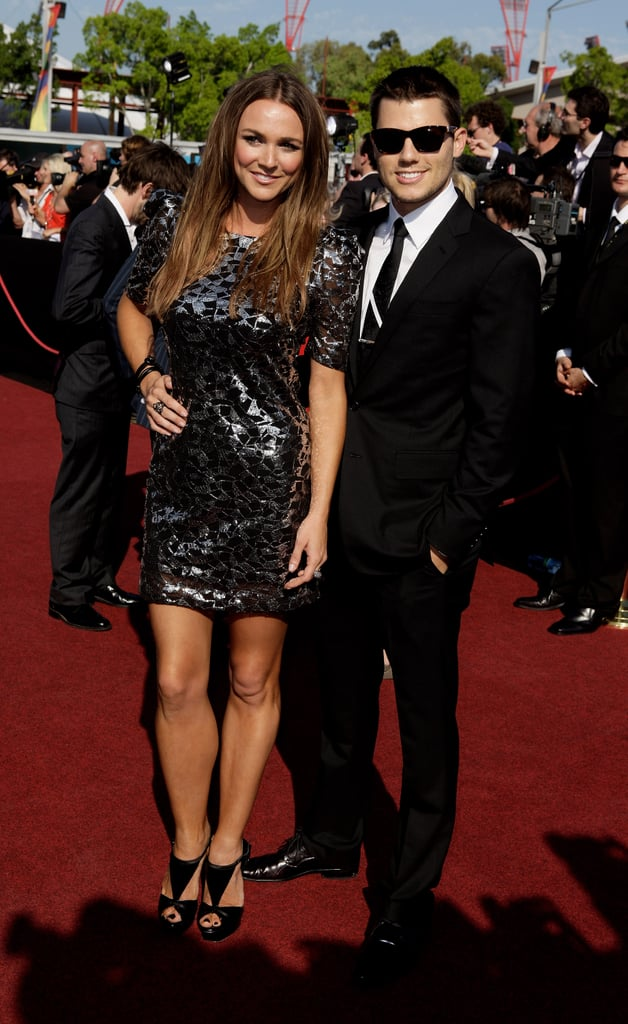 2009: Natalie Gruzlewski and Jason Dundas