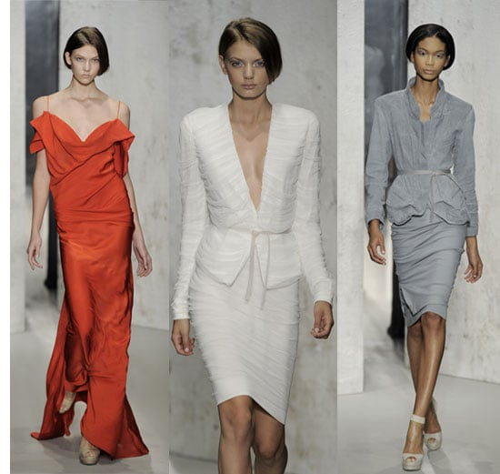 Photos of Donna Karan's 2010 Spring New York Fashion Week Show 2009-09-14 16:52:27