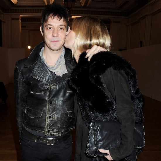 Kate Moss Kissing Jamie Hince Pictures