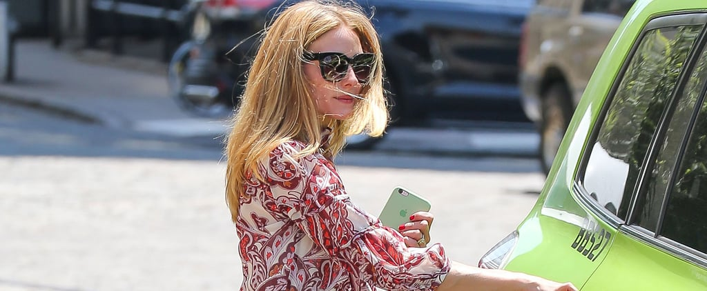 Olivia Palermo Designed This Dress —Then Shocked Us When She Wore It IRL