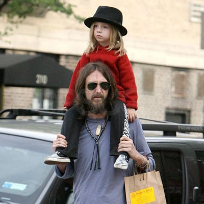 Ryder and Chris Robinson Out in NYC