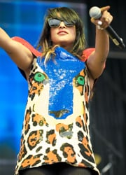 "M.I.A. Song ""Born Free"""