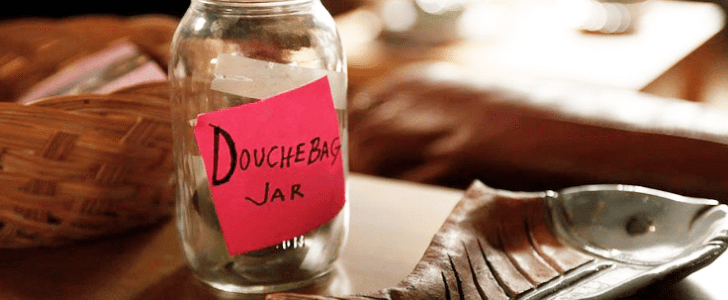 25 Signs You're Dating a Douche Bag