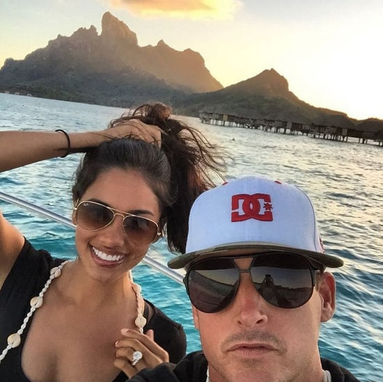 Rob and Bryiana Dyrdek Honeymoon Pictures