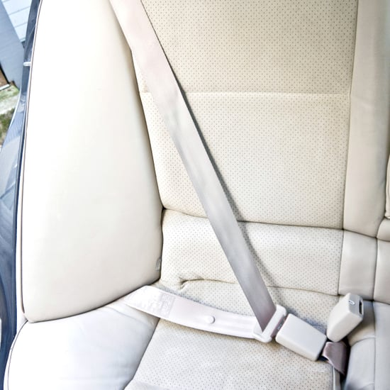 How to Clean Your Seat Belts