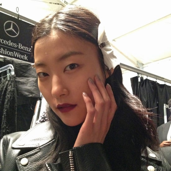 Vera Wang Hair and Makeup | Fashion Week Fall 2013