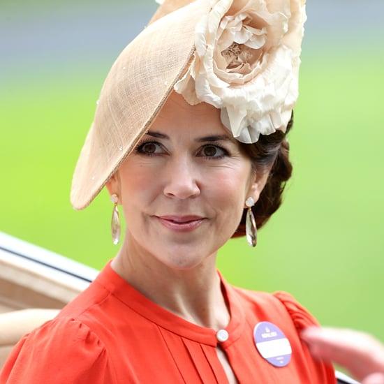 Princess Mary Marc Jacobs Dress at Royal Ascot 2016
