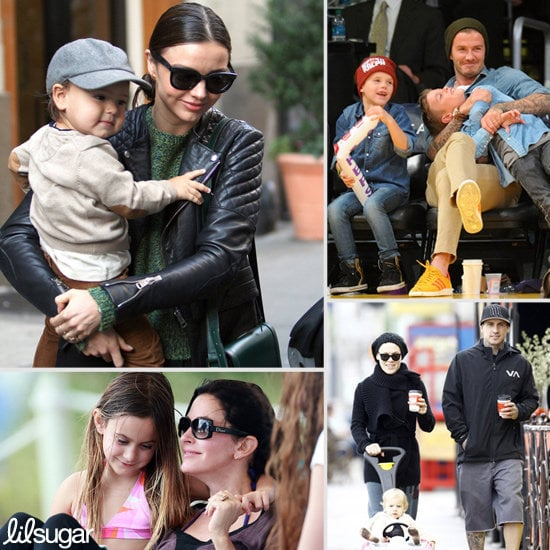 November's Most Adorable Celebrity Baby Pics!