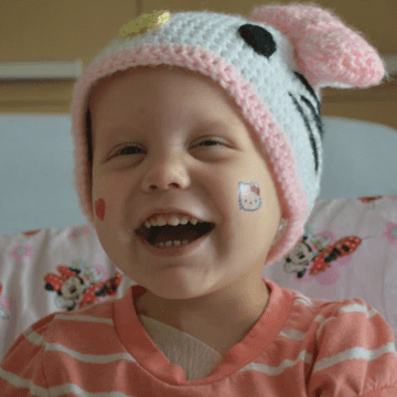 Young Cancer Patient Gets Pizza Party