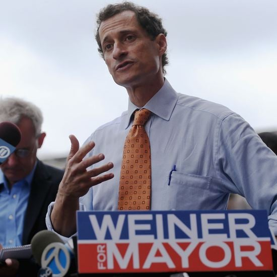 Anthony Weiner's Wife Huma Abedin