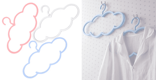 Steal of the Day: Fred Flare Cloud Hangers