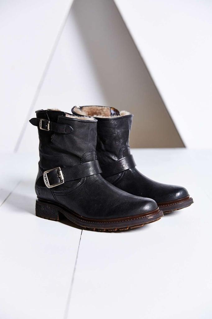 Frye Valerie 6 Shearling Boot