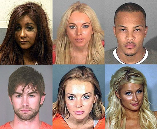Best of 2010: Who Had Your Favorite Celebrity Mug Shot?