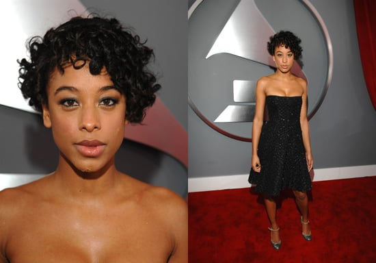 The Grammys Red Carpet: Corinne Bailey Rae