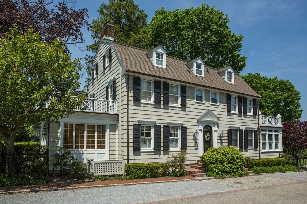 the amityville horror house on sale again popsugar home